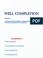 well completion