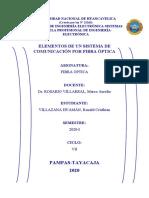 FIBRA OPTICA-elementos