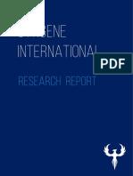 Syngene International Research Report