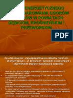 prezentacja powiatów