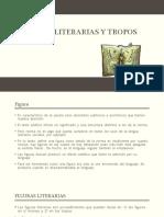 FIGURAS LITERARIAS Y TROPOS