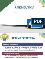 EXPOSICIÓN COMPLETA HERMENEUTICA