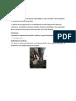 Marco teórico, conclusiones y recomendacion y alguna bibliografia usada