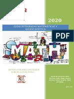 8° Matematicas guias segundo periodo Daniel y Angelo