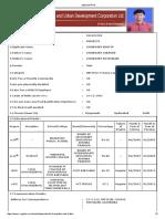 HUDCO application