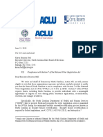NC Notice Letter