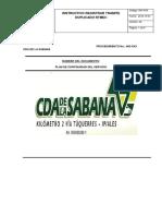 INSTRUCTIVO Registrar tramite duplicado RTMEC