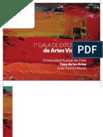 Catalogo Exposicion de Artes Visuales 25x20cm (1)