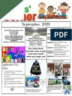 9. September Kids Corner 2020