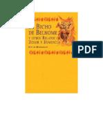 De Maupassant Guy - El Bicho De Belhome Y Otros Relatos De Dolor Y Demencia.pdf