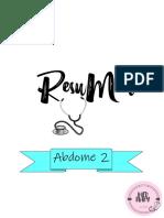 Abdome 2 (Baço - Pâncreas - Esôfago - Estômago)