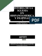 HISTORIA DE LA IGLESIA EN HISPANOAMERICA Y FILIPINAS. PEDRO BORGES.pdf