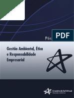 GESTÃO AMBIENTAL ÉTICA E SUSTENTABILIDADE EMPRESARIAL