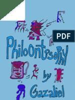 Philoontosophy by Gazaliel