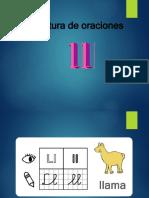 LEC. DE ORACIONES Ll