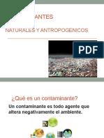 1. contaminantes tipos-naturales y antropogénicos