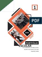 PORTFÓLIO 1a SÉRIE