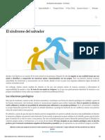 El síndrome del salvador - Dr Romeu.pdf