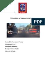 Report on Public Finance