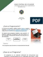 Programacion VB
