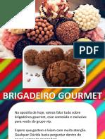 Introdução ao Brigadeiro Gourmet