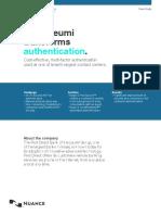 InfoWorld Bank Leumi Authentication CASE STUDY