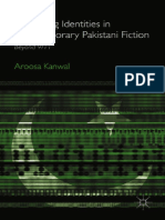 Aroosa Kanwal (auth.) - Rethinking Identities in Contemporary Pakistani Fiction_ Beyond 9_11-Palgrave Macmillan UK (2015)