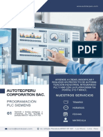 Programación PLC Siemens
