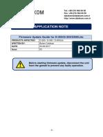 appnote_200_300_500L-Firmware Update