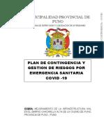 01 Plan de Contingencia y Gestion de Riesgos COVID-19-chacarilla