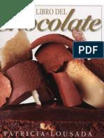 'El libro del chocolate' de Patricia Lousada