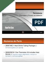 diagnostico termistore