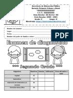 ExamenDiagnostico2doGrado20-21MEEP