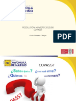 COPASSO LEGISLACION NUEVO