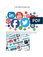 Cómo afectan las redes sociales a los adolescentes tarea