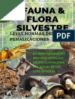 Penalizaciones sobre fauna y flora silvestre