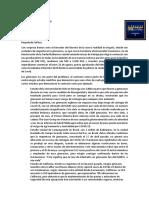 Carta Alcaldesa Bogota