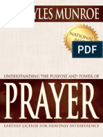 Understanding The Purpose And P - Myles Munroe