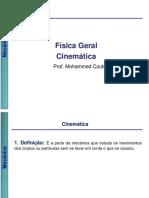 Aula 1 - CINEMÁTICA.pdf