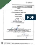 PO-SO-TC-0014-2020 Equipo de Protección Personal