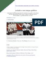 A pós-verdade e seu tempo político