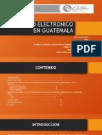 INVESTIGACION 1  MERCADO ELECTRONICO - copia