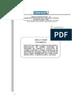 Edital 105-09 - Aterro Sanitário - Curvelo e Janaúba - MG