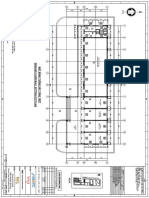Ground Floor Wall Setting Out Plan