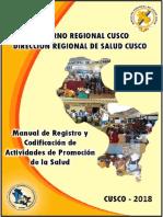 Manual de Registro y Codificacion de Promocion de la Salud 2018_ok