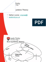 Family Systems Theory - Leeds