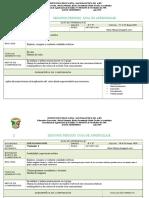 GUIA DE APRENDIZAJE.   A. ARTISTICAS (2) PERIODO