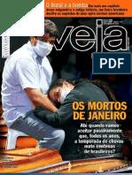 Revista Veja edição 2200 - Janeiro 2011 - GRÁTIS