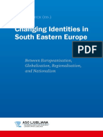 Changing Identities in South Eastern Europe, 2012