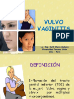 Vulvo Vaginitis